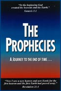 The Prophecies Book front cover